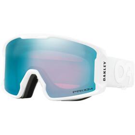 Oakley Line Miner XM Snow Goggle Factory Pilot Whiteout/Prizm Snow Sapphire Iridium